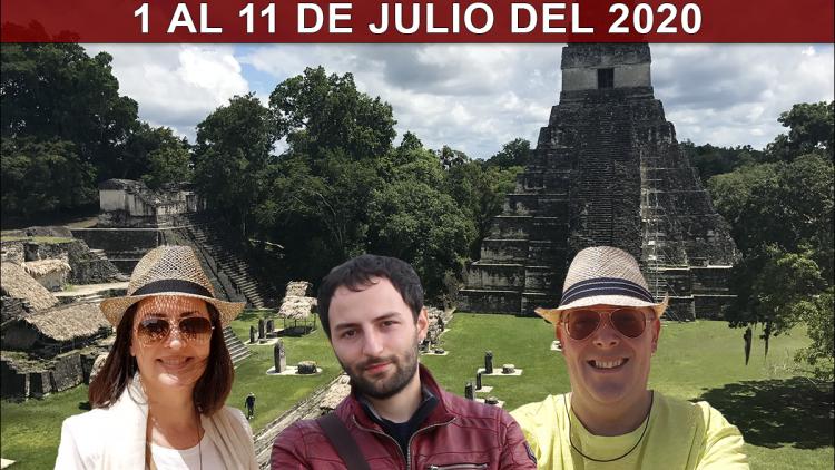 15 al 26 de Julio del 2020 – Viaje a Guatemala y ( Honduras) – 1200×1200-Recuperado