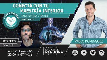 Pablo Dominguez – CONECTA CON TU MAESTRIA INTERIOR