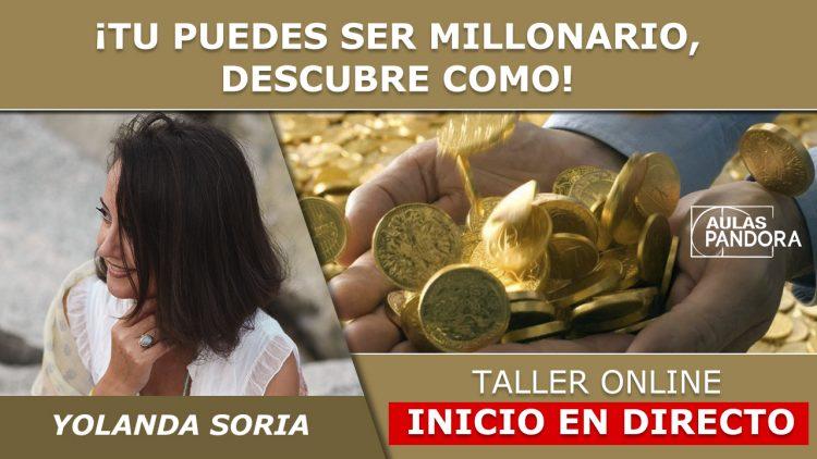 Yolanda Soria INICIO EN DIRECTO – PUEDES SER MILLONARIO