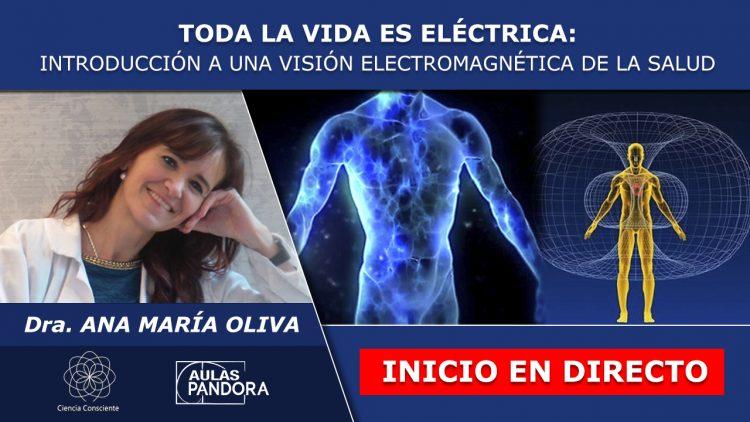 Ana Maria Oliva – INICIO EN DIRECTO – TODA VIDA ES ELECTRICA