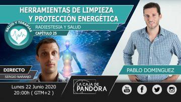 Pablo Domínguez – HERRAMIENTAS DE PROTECCION ENERGETICA
