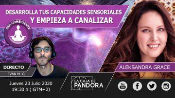 Aleksandra Grace – DESARROLLA TUS CAPACIDADES SENSORIALES
