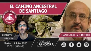 Santiago Guerrero – EL CAMINO ANCESTRAL DE SANTIAGO