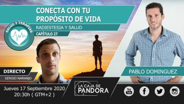 Pablo Dominguez – PROPOSITO DE VIDA