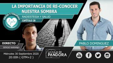 Pablo Dominguez – RE-CONOCER NUESTRA SOMBRA
