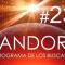 """PANDORA #237: El Nuevo Mundo, tertulia con investigadores de """"Sociedad Distópica"""""""