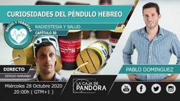Pablo Dominguez – CURIOSIDADES DEL PÉNDULO HEBREO