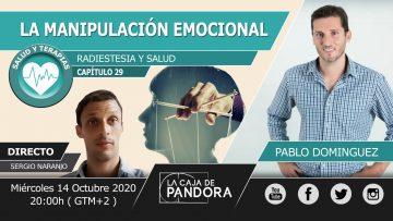 Pablo Dominguez – LA MANIPULACIÓN EMOCIONAL