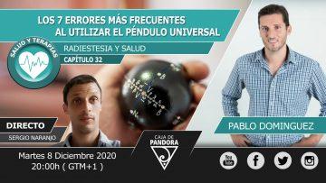 Pablo Dominguez – 7 ERRORES PENDULO UNIVERSAL