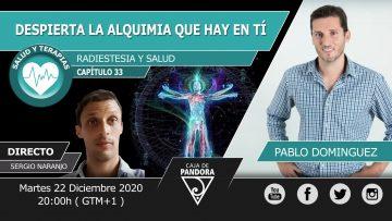 Pablo Dominguez – DESPIERTA LA ALQUIMIA QUE HAY EN TÍ