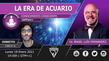 Ángel Luís Fernández – LA ERA DE ACUARIO