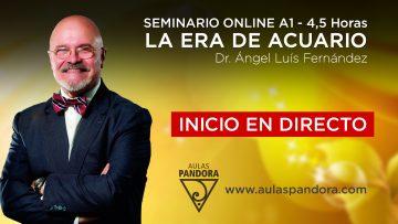 Ángel Luís Fernández – LA ERA DE ACUARIO – Inicio en Directo