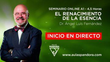 Ángel Luís Fernández – EL RENACIMIENTO DE LA ESENCIA – Inicio en Directo