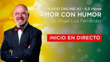 Ángel Luís Fernández – AMOR CON HUMOR – inicio en directo