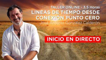 Jose Antonio Gonzalez Calderon – LINEAS DE TIEMPO 2021 – Directo