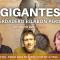GIGANTES – El verdadero eslabón perdido con Pablo Adolfo Santa Cruz de la Vega, Carlos & Luis