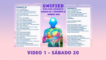 VIDEO 1 – Congreso online UNIFIED SUMMIT –  Bioresonancia y frecuencias Healy