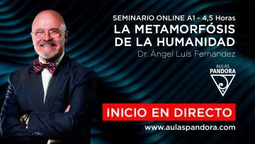 Ángel Luís Fernández – LA METAMORFOSIS DE LA HUMANIDAD – Inicio en Directo
