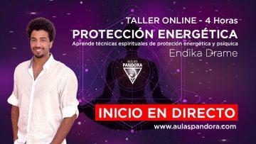 Endika – PROTECCIÓN ENERGÉTICA – Inicio en Directo
